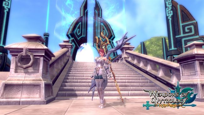 Weapons of Mythology: New Age - Screenshots - Bild 18