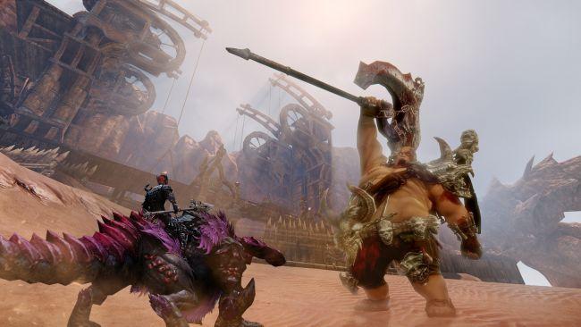 Riders of Icarus - Screenshots - Bild 9