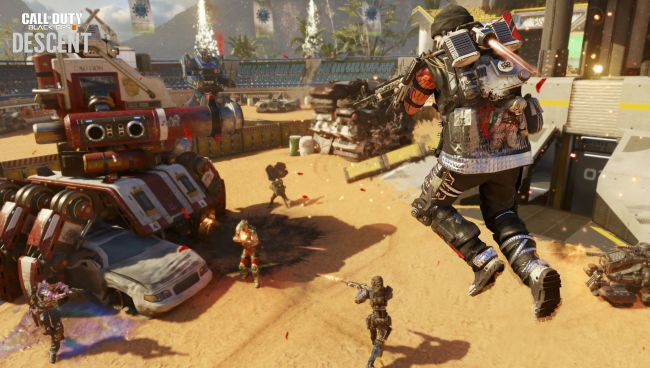 Call of Duty: Black Ops III - DLC: Descent - Screenshots - Bild 3