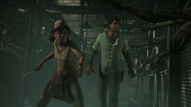 The Walking Dead: Season 3 - Screenshots - Bild 3
