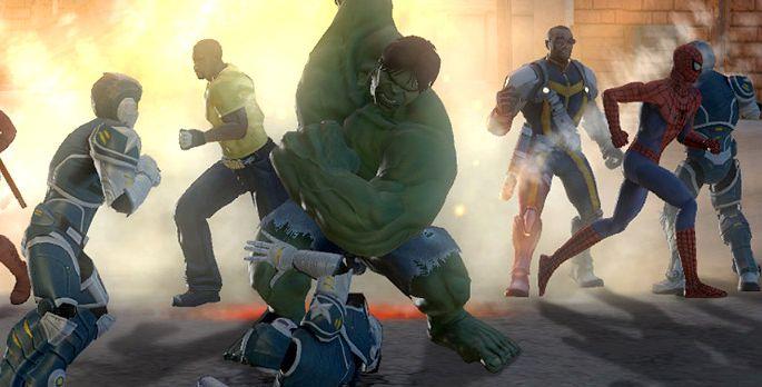 Marvel: Ultimate Alliance 2 - Test