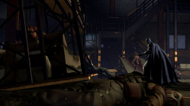 Batman: The Telltale Series - Episode 1 - Screenshots - Bild 6