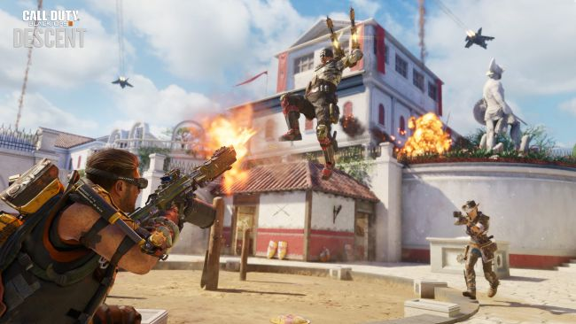 Call of Duty: Black Ops III - DLC: Descent - Screenshots - Bild 2