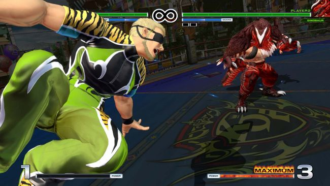The King of Fighters XIV - Screenshots - Bild 9