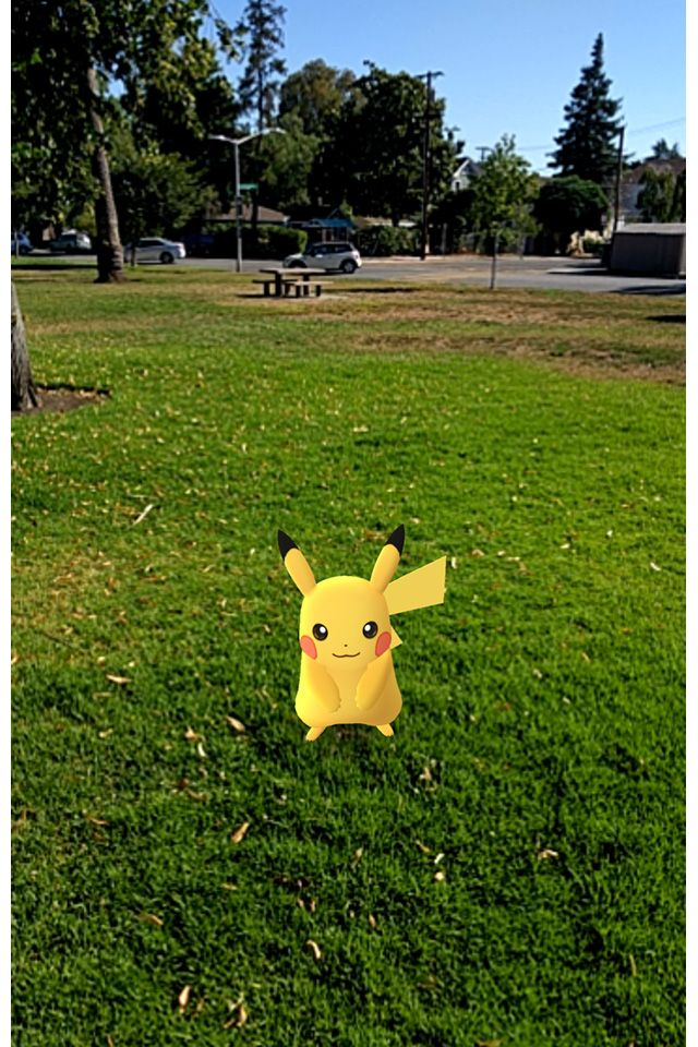 Pokémon GO - Screenshots - Bild 22