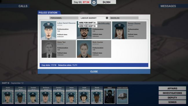 This Is the Police - Screenshots - Bild 11