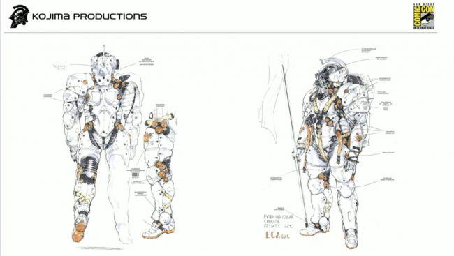 Kojima Productions - Artworks - Bild 4