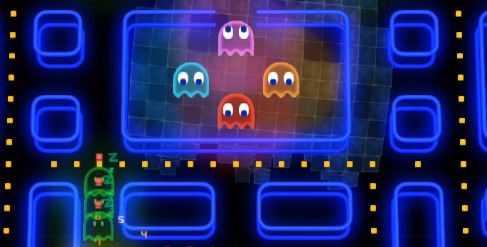 Pac-Man Championship Edition 2 - Test