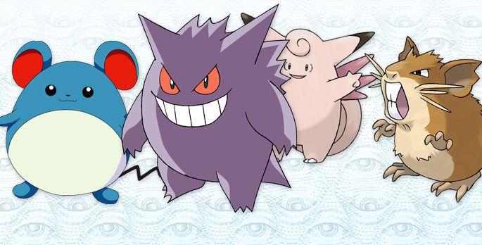 8 Pokémon-Mythen - Special
