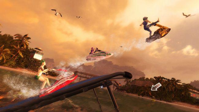 Aqua Moto Racing Utopia - Screenshots - Bild 2