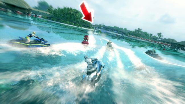 Aqua Moto Racing Utopia - Screenshots - Bild 6