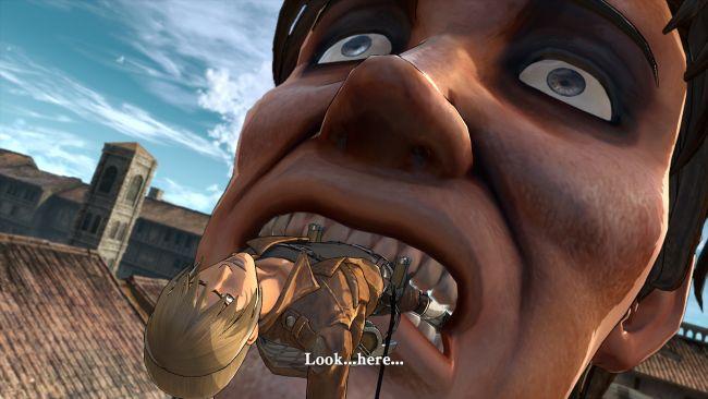 A.O.T. Wings of Freedom - Screenshots - Bild 13