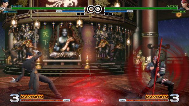 The King of Fighters XIV - Screenshots - Bild 7