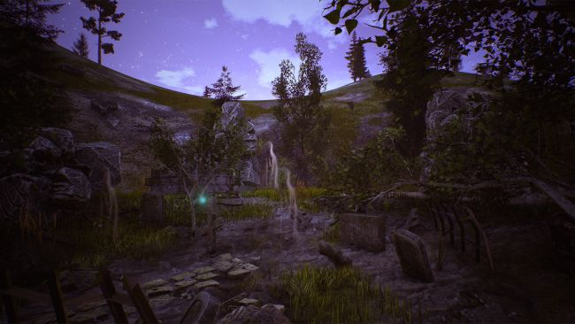 Ridge - Screenshots - Bild 1