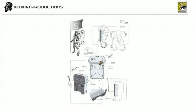 Kojima Productions - Artworks - Bild 2