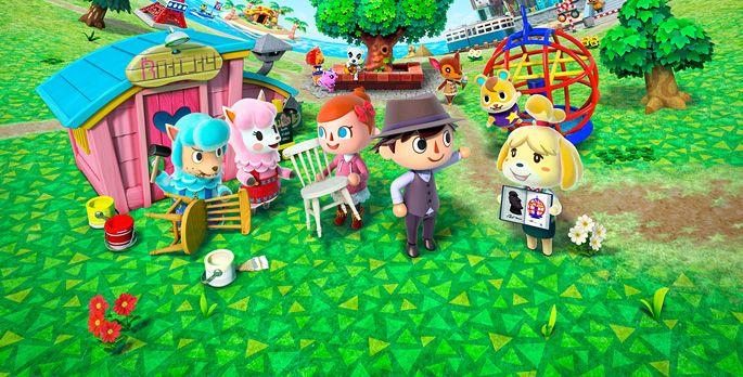 Animal Crossing: New Leaf - Test
