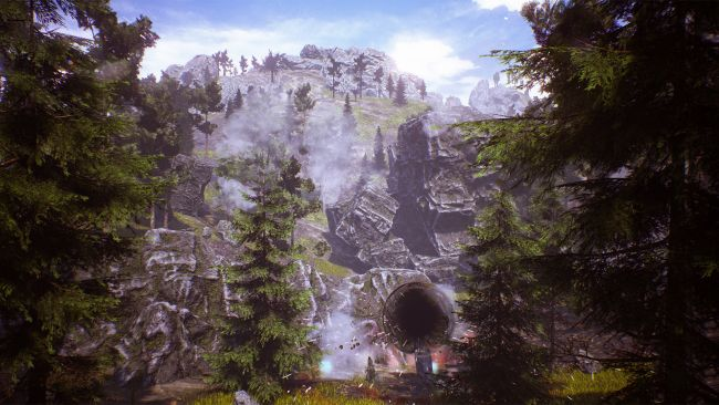 Ridge - Screenshots - Bild 2