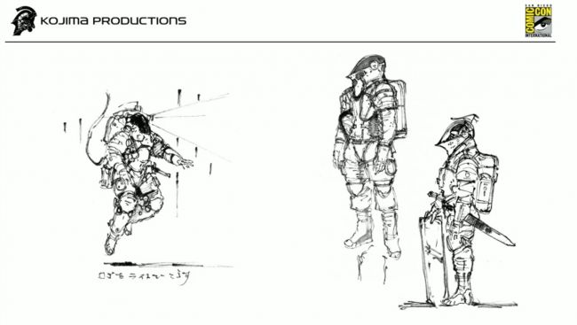 Kojima Productions - Artworks - Bild 6