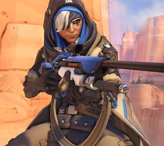 Overwatch: Ana - Special