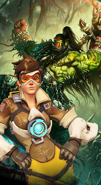 Top 10 Blizzard-Spiele - Special