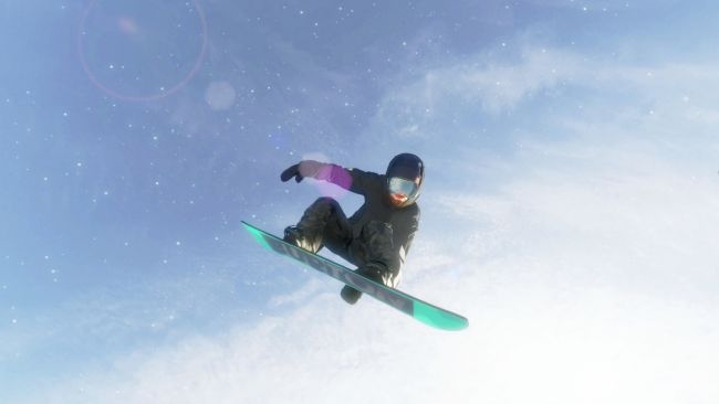Mark McMorris Infinite Air - Screenshots - Bild 2