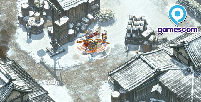 Shadow Tactics: Blades of the Shogun - Preview