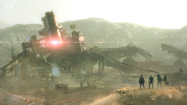 Metal Gear Survive - Screenshots - Bild 7