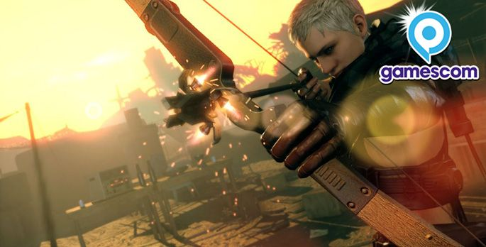 Metal Gear Survive - Preview