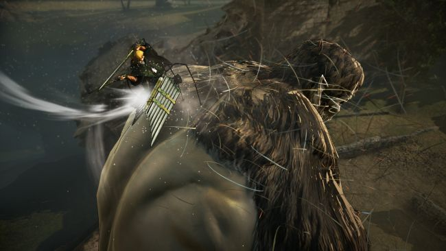 A.O.T. Wings of Freedom - Screenshots - Bild 8