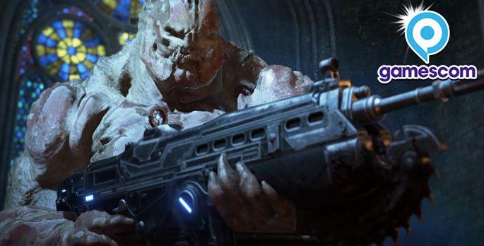 Gears of War 4 - Preview