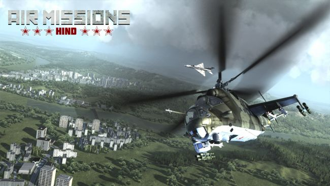 Air Missions: HIND - Screenshots - Bild 1