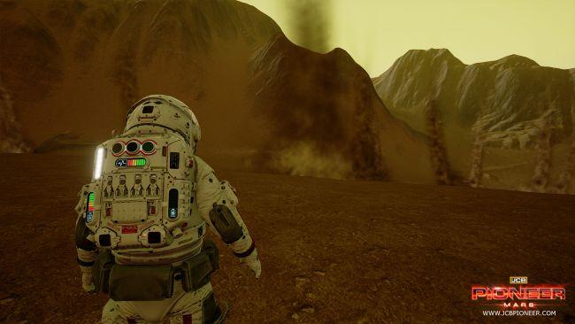 JCB Pioneer: Mars - Screenshots - Bild 7