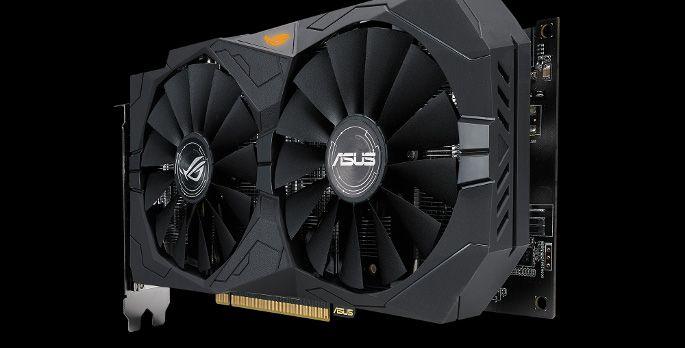 ASUS ROG Strix Radeon RX 470 O4G - Test