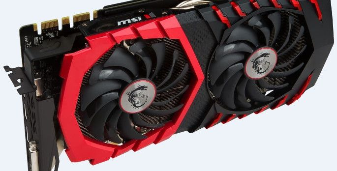 MSI GTX 1080 Gaming X 8G - Test