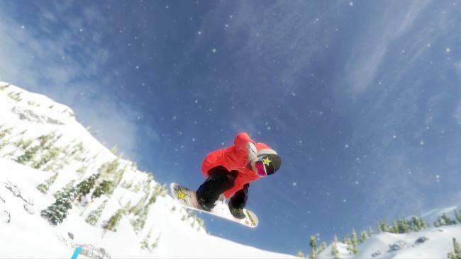 Mark McMorris Infinite Air - Screenshots - Bild 5
