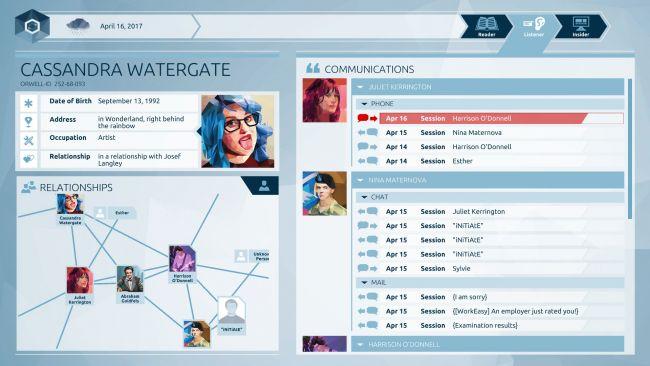 Orwell - Screenshots - Bild 7