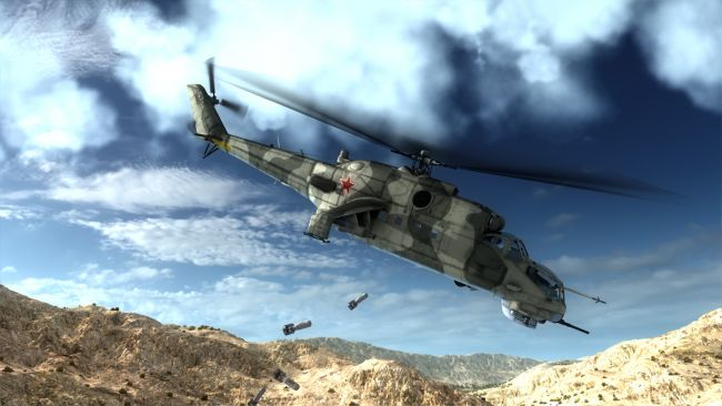 Air Missions: HIND - Screenshots - Bild 11