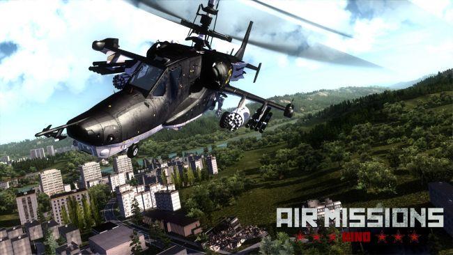 Air Missions: HIND - Screenshots - Bild 2