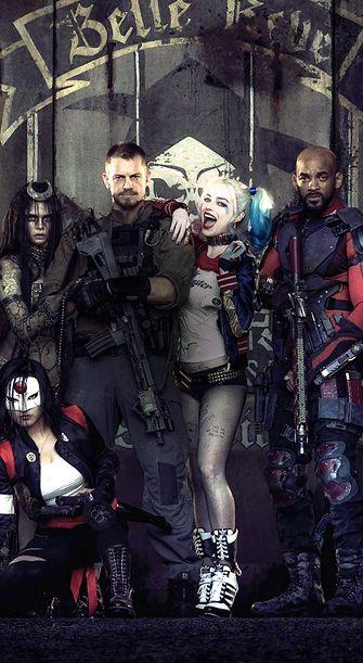 Suicide Squad - Filmkritik - Special