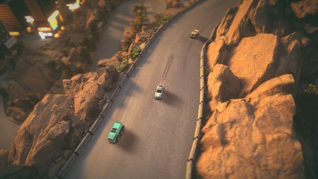 Mantis Burn Racing - Screenshots - Bild 1