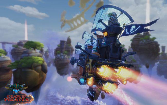 Cloud Pirates - Screenshots - Bild 5