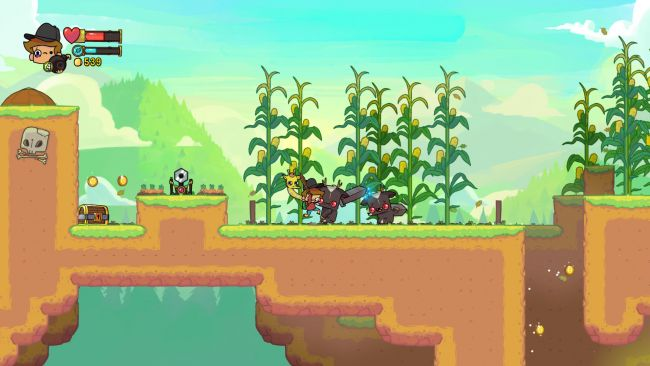 The Adventure Pals - Screenshots - Bild 1