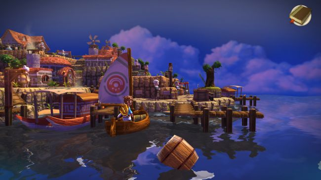 Oceanhorn: Monster of Uncharted Seas - Screenshots - Bild 1