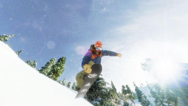 Mark McMorris Infinite Air - Screenshots - Bild 3