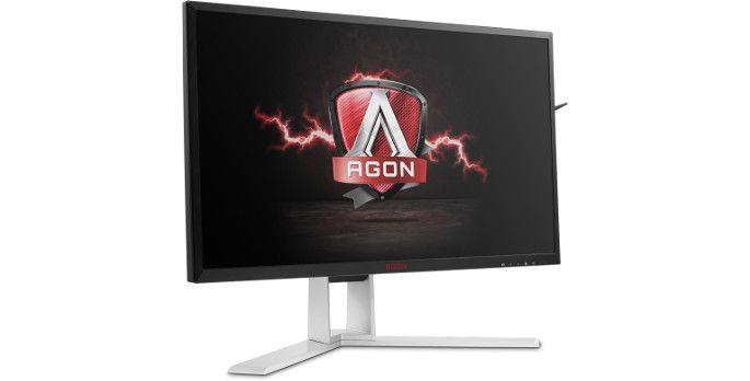 AOC Agon AG271QX - Test