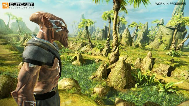 Outcast: Second Contact - Screenshots - Bild 3