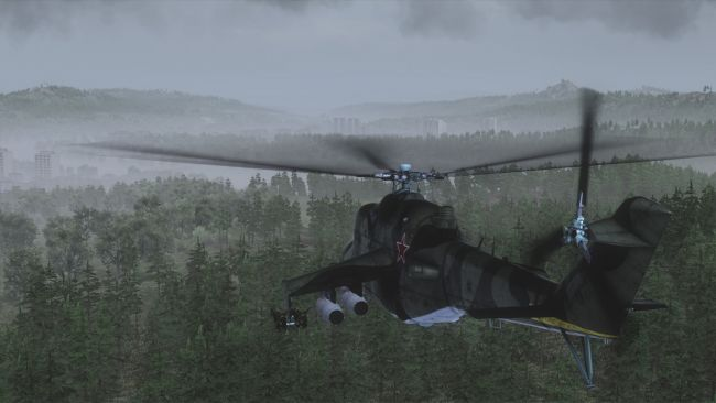 Air Missions: HIND - Screenshots - Bild 18