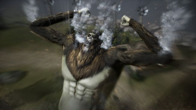 A.O.T. Wings of Freedom - Screenshots - Bild 6