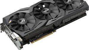 Asus ROG Strix GeForce GTX 1060 O6G