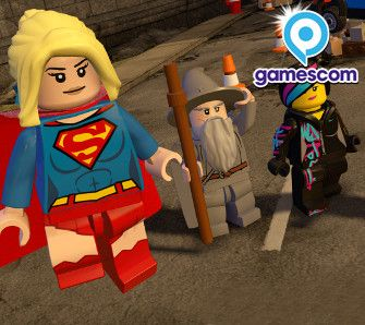 LEGO Dimensions - Preview